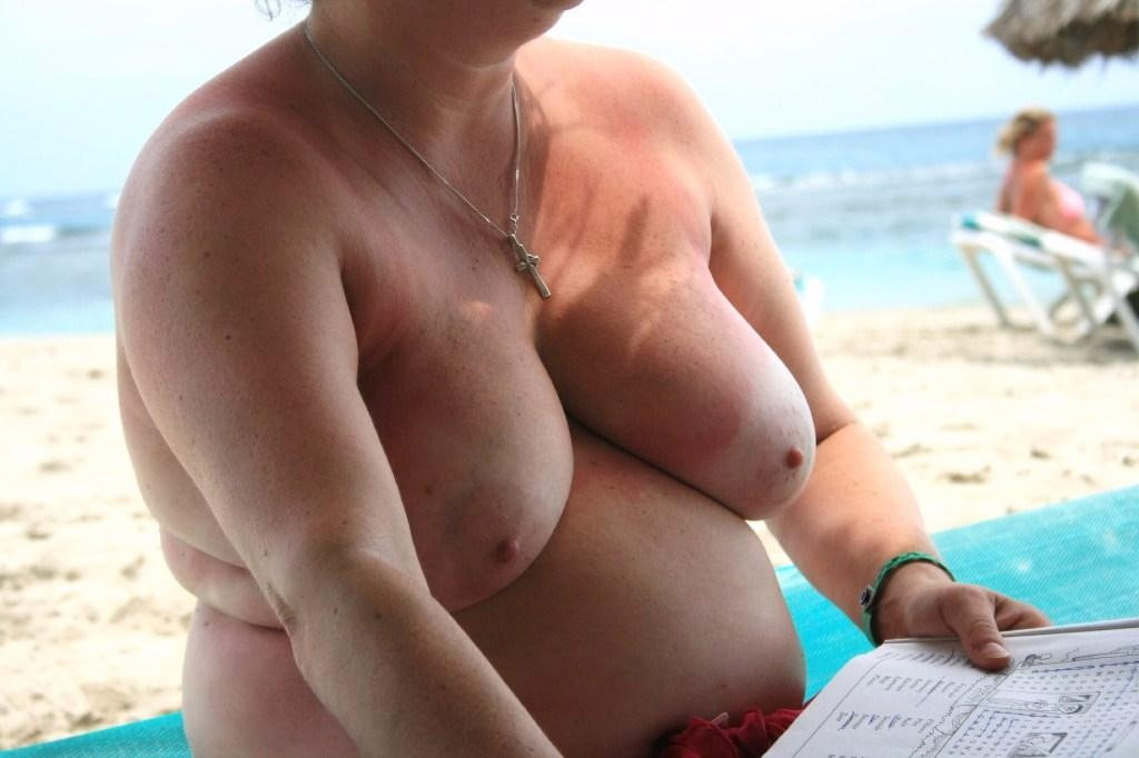 Topic Should Chubby nude beach wife useful